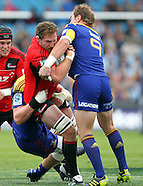 Rugby - Highlanders v Crusaders