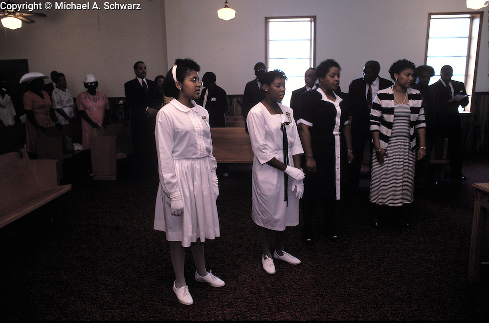 Photos from a series on the diversity of religion in the South.<br /> Photos by Michael A. Schwarz