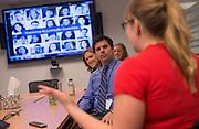 Visiting LinkedIn as part of the San Francisco Trek 2014. (Photo by Gonzaga University)