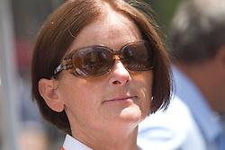 Milena Cernilogar Radez, president of KZS during 44th Grand Prix Kranj - Filip Majcen Memorial 2011, UCI Cat. 1.1 (177,3 km) cycling race, on July 2, 2011, in Kranj, Slovenia. (Photo by Vid Ponikvar / Sportida)