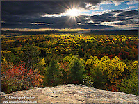 Fall in incredible Algonquin Provincial Park, Ontario.