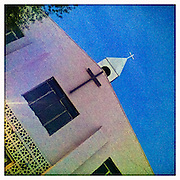 03 NOVEMBER 2011- PHOENIX, AZ: A church on N 12th Street north of Osborn Rd in Phoenix, AZ.  PHOTO BY JACK KURTZ