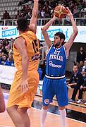 DESCRIZIONE : Trento Trentino Basket Cup Italia - Belgio<br /> GIOCATORE : Davide Pascolo<br /> CATEGORIA : nazionale maschile senior A<br /> GARA : Trento Trentino Basket Cup Italia - Belgio<br /> DATA : 12/07/2014<br /> AUTORE : Agenzia Ciamillo-Castoria