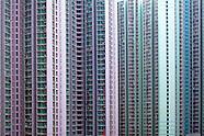 High-rise in Hongkong