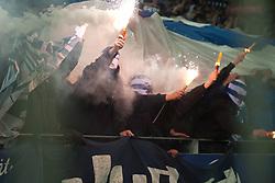 26.11.2011, Signal Iduna Park, Dortmund, GER, 1. FBL, Borussia Dortmund vs FC Schalke 04, im Bild Fans Schalke 04 // during Borussia Dortmund vs. FC Schalke 04 at Signal Iduna Park, Dortmund, GER, 2011-11-26. EXPA Pictures © 2011, PhotoCredit: EXPA/ nph/ Kurth..***** ATTENTION - OUT OF GER, CRO *****