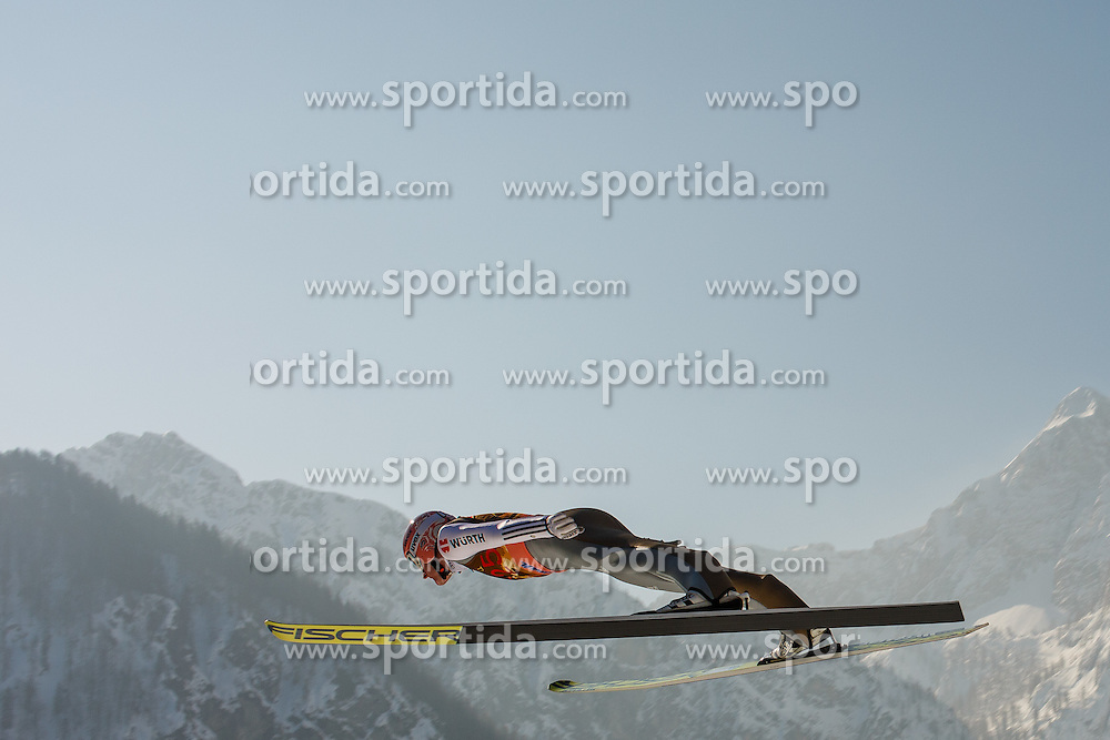Severin Freund (GER) during the Ski Flying Hill Individual Competition at Day 4 of FIS Ski Jumping World Cup Final 2016, on March 20, 2016 in Planica, Slovenia. Photo by Grega Valancic / Sportida