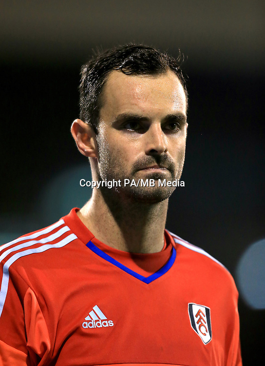 Fulham goalkeeper Joe Lewis
