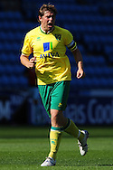 Picture by Alex Broadway/Focus Images Ltd.  07905 628187.30/7/11.Grant Holt of Norwich City during a pre season friendly at The Ricoh Arena, Coventry.