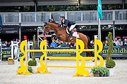 Antonio Alfonso - Gijs<br /> FEI World Breeding Jumping Championships for Young Horses 2016<br /> © DigiShots