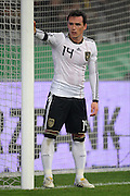 PIOTR TROCHOWSKI.GERMANY.GERMANY V IVORY COAST.VELTINS ARENA, GELSENKIRCHEN, GERMANY.18 November 2009.GAB4655..  .WARNING! This Photograph May Only Be Used For Newspaper And/Or Magazine Editorial Purposes..May Not Be Used For, Internet/Online Usage Nor For Publications Involving 1 player, 1 Club Or 1 Competition,.Without Written Authorisation From Football DataCo Ltd..For Any Queries, Please Contact Football DataCo Ltd on +44 (0) 207 864 9121