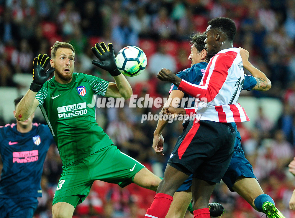 ATHLETIC CLUB DE BILBAO-ATLETICO DE MADRID<br /> PARTIDO