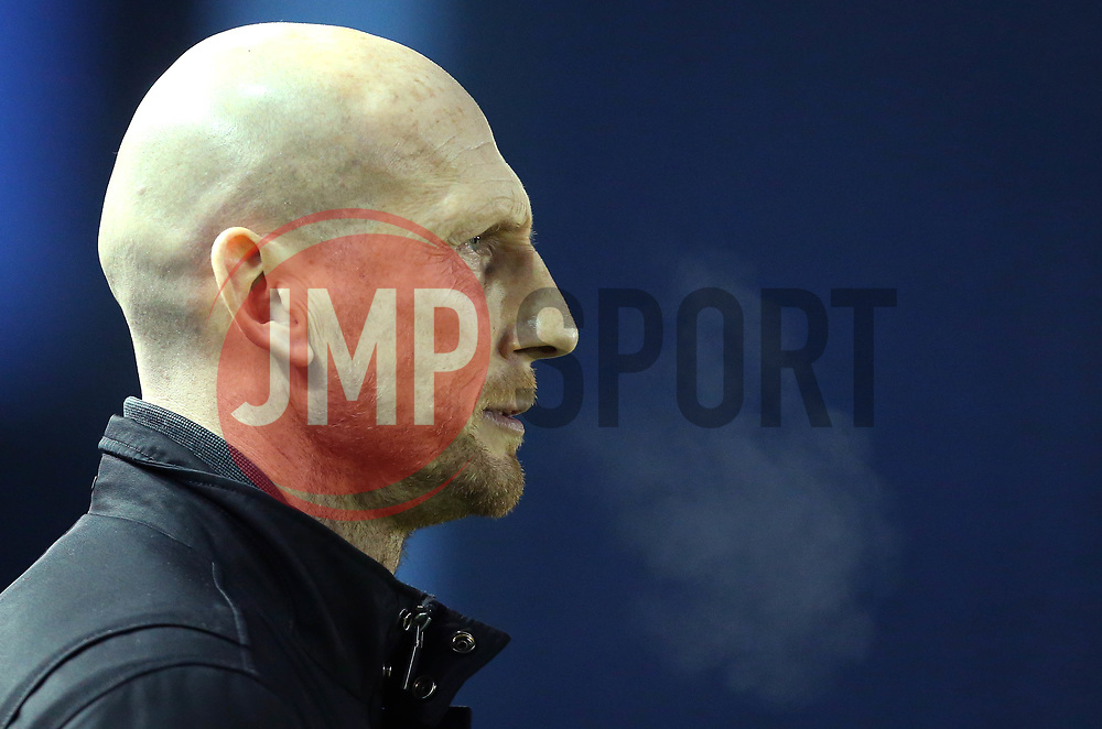 Reading manager Jaap Stam - Mandatory by-line: Robbie Stephenson/JMP - 26/01/2018 - FOOTBALL - Hillsborough - Sheffield, England - Sheffield Wednesday v Reading - Emirates FA Cup fourth round proper
