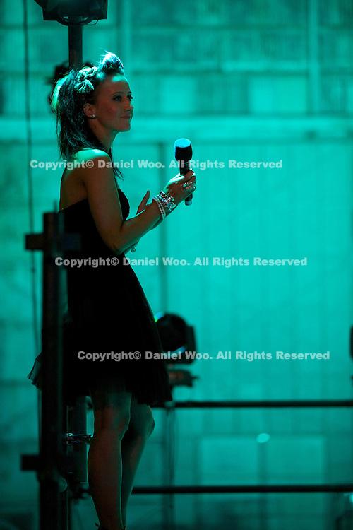Jane Gazzo 18th AIMIA Awards Ceremony held at Cockatoo Island