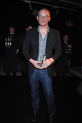 GILES DEACON at the launch of his Gold range for New Look held at their store 500 Oxford Street, London W1 on 12th March 2006.<br />
