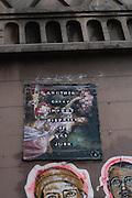 Melbourne City Street Art and Graffiti