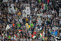 Supporters Juventus Turin  - 14.04.2015 - Juventus Turin / Monaco - 1/4Finale aller Champions League<br /> Photo : Jean Paul Thomas / Icon Sport