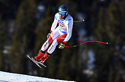 02.03.2019, Olympiabakken, Kvitfjell, NOR, FIS Weltcup Ski Alpin, Abfahrt, Herren, im Bild Niels Hintermann SUI // Niels Hintermann SUI in action during his run in the men's Downhill of FIS ski alpine world cup. Olympiabakken in Kvitfjell, Norway on 2019/03/02. EXPA Pictures © 2019, PhotoCredit: EXPA/ SM<br /> <br /> *****ATTENTION - OUT of GER*****