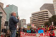 Oakland Teachers Strike Day 3