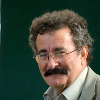 EDINBURGH, SCOTLAND - AUGUST17. Author and broadcaster Professor  Robert Winston poses during a portrait session held at Edinburgh Book Festival on August 17, 2006  in Edinburgh, Scotland. (Photo by Marco Secchi/Getty Images).