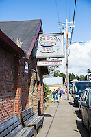 Sandune Pub in Manzanita, Oregon.