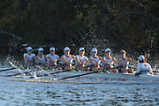 Boston, USA, Championship Women's Eights, London Training Center, CAN,  Head of the Charles, Race Charles River,  Cambridge,  Massachusetts. Saturday  20/10/2007 [Mandatory Credit Peter Spurrier/Intersport Images]..... , Rowing Course; Charles River. Boston. USA
