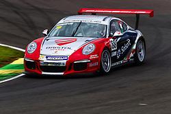Dino Zamparelli | Bristol Sport Racing | #88 Porsche 911 GT3 Cup car | Porsche Carrera Cup GB Free Practice - Mandatory byline: Rogan Thomson/JMP - 07966 386802 - 26/06/2015 - SPORT - MOTORSPORT - North Yorkshire, England - Croft Circuit - BTCC Meeting Test Day.