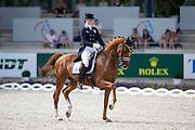 Marina Mattson - Beckham<br /> World Equestrian Festival, CHIO Aachen 2014<br /> © DigiShots