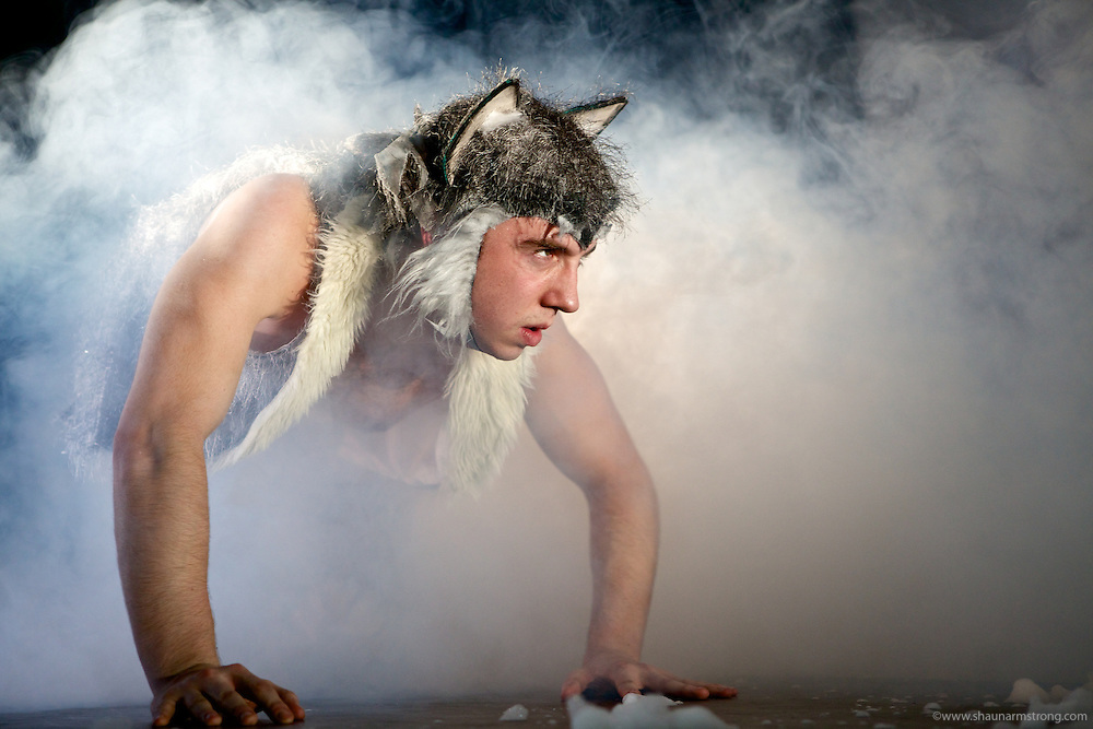 Full House Theatre Company present The Snow Dog an original winters tale musical story performed at The Library Theatre, Luton, Bedfordshire in 2011.