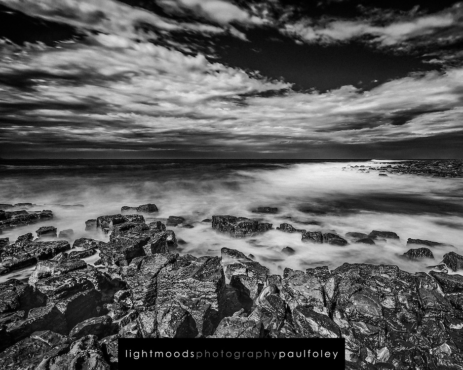 "Coastal Blur Series _ Shellharbour 50.7cmx40.6cm (20"" x 16"") Edition of 5"