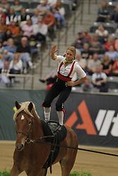 VARMBO Lisa, Badge<br /> Kentucky - Alltech FEI WEG 2010<br /> /Stefan Lafrentz
