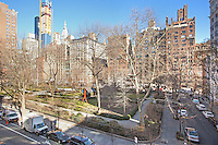 View from 26 Gramercy Park South