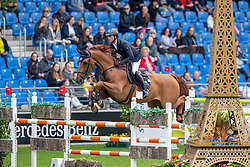 Maher Ben, GBR, Explosion W<br /> CHIO Aachen 2019<br /> Weltfest des Pferdesports<br /> © Hippo Foto - Stefan Lafrentz<br /> Maher Ben, GBR, Explosion W