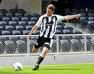 Dunedin-Football, Otago United VS Hawkes Bay United February 3 2013