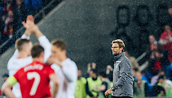 18.05.2016, St. Jakob Park, Basel, SUI, UEFA EL, FC Liverpool vs Sevilla FC, Finale, im Bild enttäuscht Trainer Juergen Klopp (FC Liverpool) // Trainer Juergen Klopp (FC Liverpool) disappointed during the Final Match of the UEFA Europaleague between FC Liverpool and Sevilla FC at the St. Jakob Park in Basel, Switzerland on 2016/05/18. EXPA Pictures © 2016, PhotoCredit: EXPA/ JFK