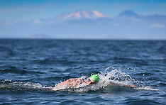 Taupo-Swimming, NZ Open Water Championships