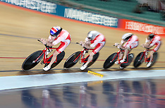 2018 HSBC UK National Track Championships - Day Three - National Cycling Centre - 28 January 2018