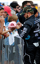 September 30, 2018 - Charlotte, NC, U.S. - CHARLOTTE, NC - SEPTEMBER 30: #96: Jeffrey Earnhardt, Gaunt Brothers Racing, Toyota Camry American Soldier Network \ Xtreme Concepts during the running of the Inagural Bank of America ROVAL 400 on Sunday September 30, 2018 at Charlotte Motor Speedway in Concord North Carolina  (Photo by Jeff Robinson/Icon Sportswire) (Credit Image: © Jeff Robinson/Icon SMI via ZUMA Press)