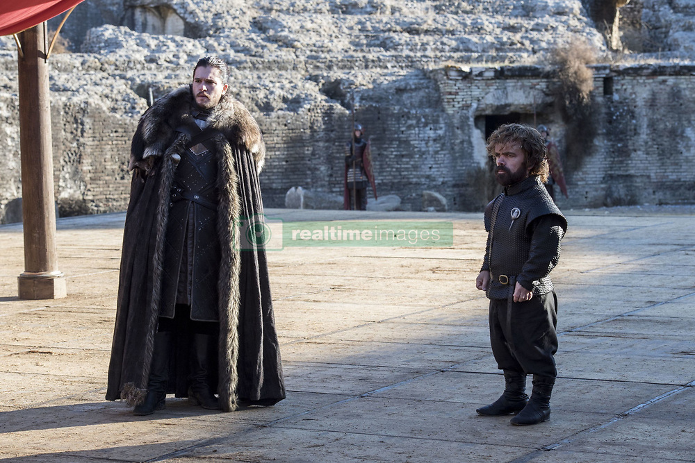 September 1, 2017 - Kit Harington, Peter Dinklage..'Game Of Thrones' (Season 7) TV Series - 2017 (Credit Image: © Hbo/Entertainment Pictures via ZUMA Press)