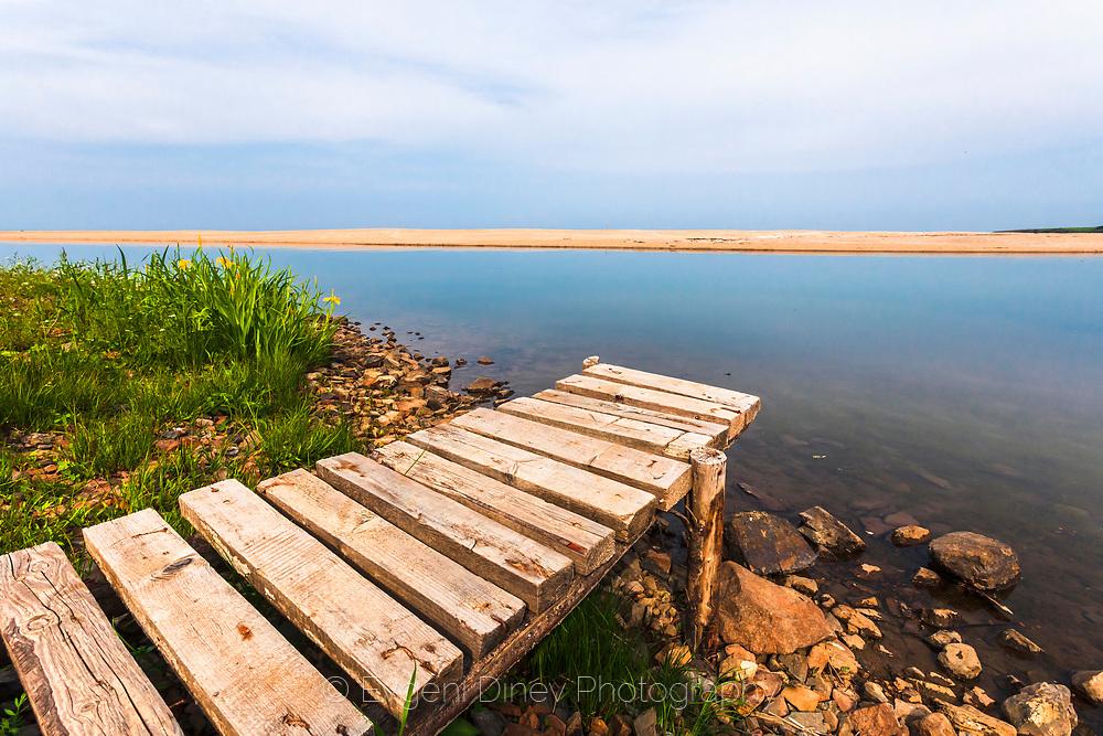 Spring time around Strandzha coastline
