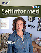 The National Association of the Self Employed, NASE magazine Self Informed [Jan14], features  Beth Ratchford, LCSW of Leesburg, VA <br />