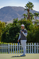 Ariya Jutanugarn (THA) practices on the putting green during the preview of the 2020 ANA Inspiration, Mission Hills C.C., Rancho Mirage, California, USA. 9/9/2020.<br /> Picture: Golffile | Ken Murray<br /> <br /> All photo usage must carry mandatory copyright credit (© Golffile | Ken Murray)