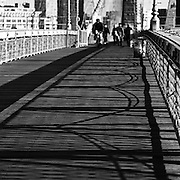 Crossing To Manhattan
