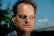 BUNNIK - Portret van Vincent Robert Bijlo (Amsterdam, 27 april 1965) is een Nederlandse cabaretier en schrijver. ROBIN UTRECHT