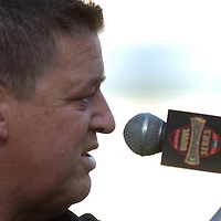 12.30.05 Fiesta Bowl Media Day/Charlie Weis