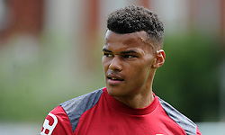 Bournemouth's Tyrone Mings - Photo mandatory by-line: Harry Trump/JMP - Mobile: 07966 386802 - 18/07/15 - SPORT - FOOTBALL - Pre Season Fixture - Exeter City v Bournemouth - St James Park, Exeter, England.