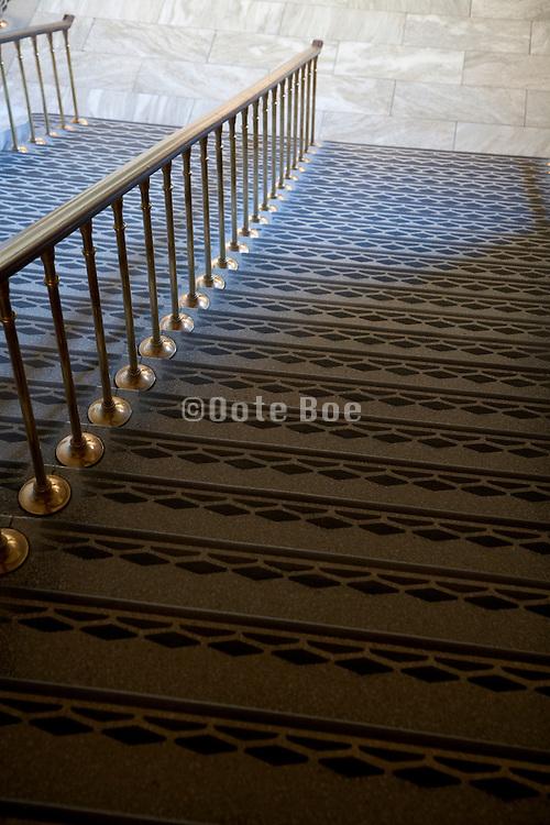 stairs nobody looking down
