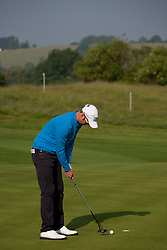 03.06.2010, Celtic Manor Resort and Golf Club, Newport, ENG, The Celtic Manor Wales Open 2010, im Bild Mikko Ilonen (FIN)  putting. EXPA Pictures © 2010, PhotoCredit: EXPA/ M. Gunn / SPORTIDA PHOTO AGENCY