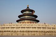 Tiantan (Temple of Heaven).