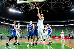 Bojan Radulovic of Petrol Olimpija during basketball match between KK Petrol Olimpija and KK Rogaska in Round #5 of Liga Nova KBM za prvaka 2018/19, on March 31, 2019, in Arena Stozice, Ljubljana, Slovenia. Photo by Masa Kraljic / Sportida