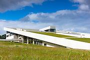 Danish modern architecture - MOMU Moesgaard Museum, Hojbjerg, Denmark